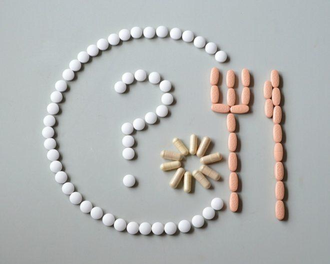 вопрос из таблеток