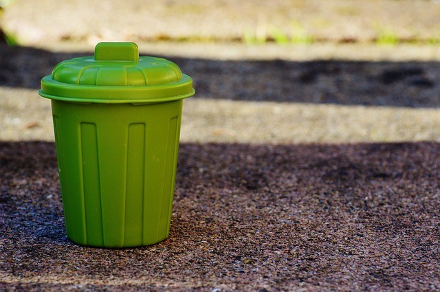 мусорное ведро