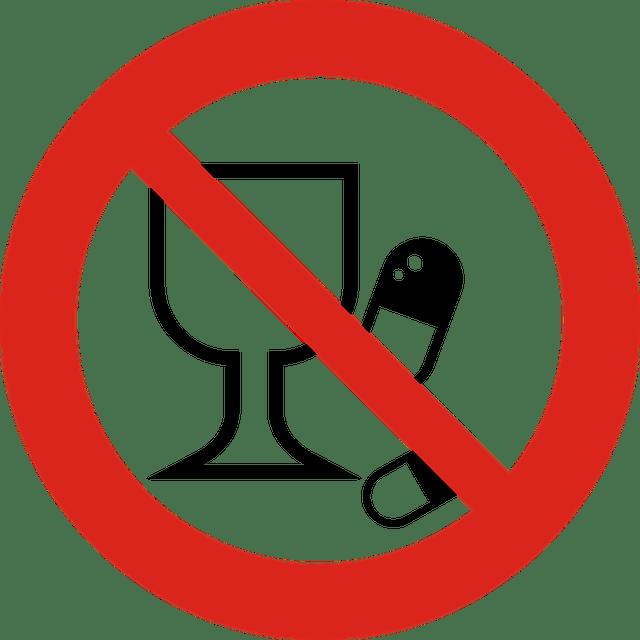 несовместимость алкоголя с таблетками