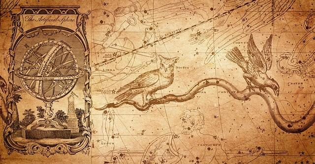созвездия и астрология