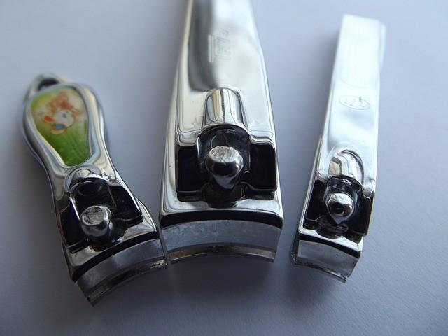 ножницы для стрижки ногтей