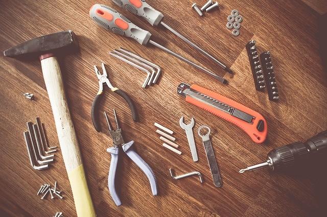инструменты для ремонта дома