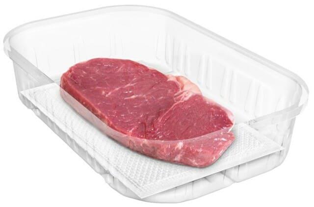 подготовка мяса для разморозки